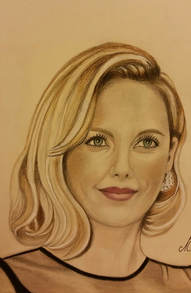 Charlize Theron by Nicky08